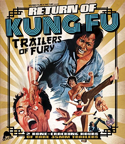 Return of Kung Fu Trailers of Fury / [Blu-ray] [Import]