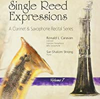 Single Reed Expressions: a Clarinet & Sax V7