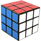 iLink 3x3 Magic Cube,Classic Speed Cube,Original 56mm Durable Color Cube Puzzle,Professional Fast Brain Teaser Smooth 3D Puzz
