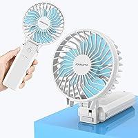 便携电风扇 JOMARTO USB充电式 折叠支架功能