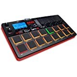 Akai Professional MPX16 - Portable Drumming Sample Pad Controller With 16 Performance-Ready Pads, On-Board Recording, Built i