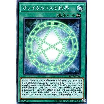オレイカルコスの結界 スーパーレア 遊戯王 レアリティコレクション 20th rc02-jp046