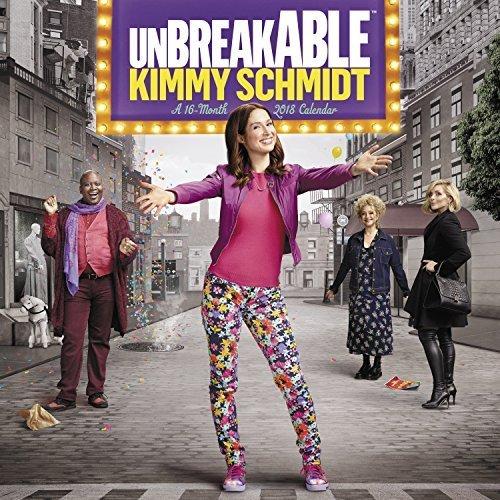 Unbreakable Kimmy Schmidt 2018 Wall Calendar [並行輸入品]