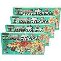 【まとめ買い】アース製薬 ごきぶりホイホイ デコボコシート 5枚x4個パック