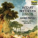 モーツァルト&ベートーヴェン:管楽器とピアノのための五重奏曲
