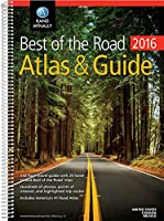 Rand Mcnally 2016 Best of the Road Atlas & Guide (Rand McNally Road Atlas and Travel Guide)