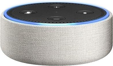 Amazon Echo Dot用ファブリックケース サンドストーン