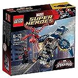 レゴ (LEGO) スーパー・ヒーローズ カーネイジのS.H.I.E.L.D. スカイアタック 76036