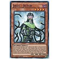 遊戯王 英語版 Jinzo - Jector (MP15-EN214) - Mega Pack 2015 - 1st Edition - Supe...