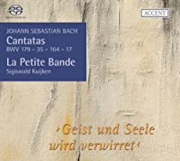 Cantatas Vol.5  Geist Und Seele Wir