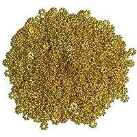 花形スペーサーロンデル(ゴールド鍍金)5mm1000個セット 5mm