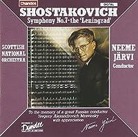 Shostakovich: Symphony No. 7, the Leningrad (1992-10-28)