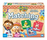Games - Tickety Toc - Matching Toys New Gifts Licensed 01207