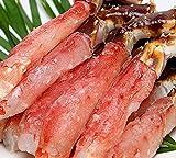 生 タラバガニ カニしゃぶ セット 2kg (1kgx2個) 焼きガ二