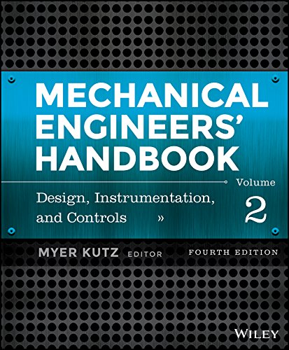 Download Mechanical Engineers' Handbook, Volume 2: Design, Instrumentation, and Controls 1118112830