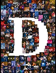 ALL TIME LIVE BEST(初回生産限定盤)(DVD付)