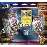 Detective PikachuSpecial Case File: Pokemon TCG: 3 Booster Pack + Movie Binder