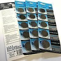 TUO 高性能リチウムボタン電池CR2032 20P