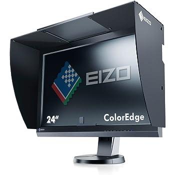 EIZO ColorEdge 24.1インチ TFTモニタ ( 1920×1200 / IPSパネル / 7.7ms / キャリブレーションセンサー 内蔵型 / ブラック ) CG247