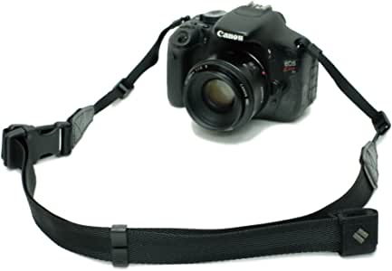diagnl カメラストラップ Ninja Strap テープ幅 25mm Black 513943