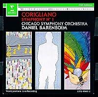 John Corigliano: Symphony No. 1 (World Premiere Recording)