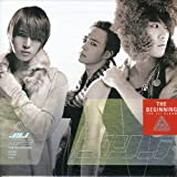JYJ - The Beginning (New Limited Edition) (韓国盤)/