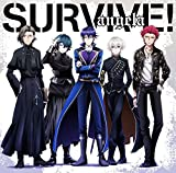 SURVIVE!♪angelaのCDジャケット