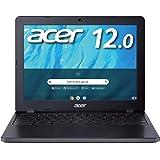 日本エイサー Google Chromebook Acer ノートパソコン C871T-A38P 12.0インチ 日本語キーボード Core i3-10110U 8GBメモリ 64GB eMMC タッチパネル搭載