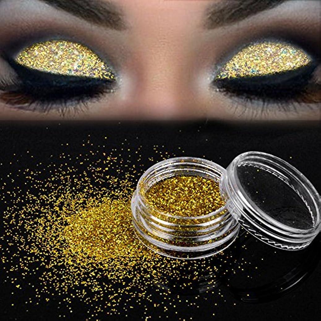 突っ込むうんざりローラー2018新番 化粧品 アイシャドウ Timsa 欧米風 アイシャドーパウダー ダイヤモンドグリッター スパークリングアイズ 極め細い パウダーアイシャドウ 2色選択 (B)