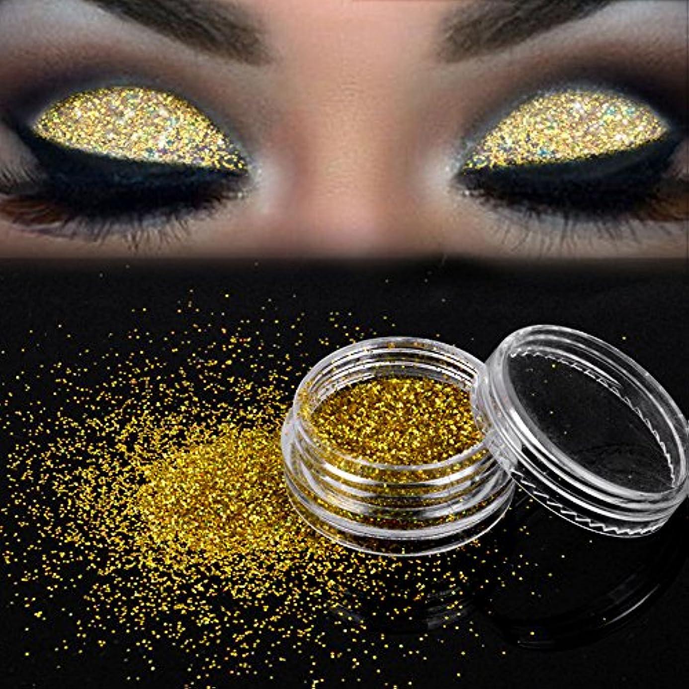 自慢下に向けますメナジェリー2018新番 化粧品 アイシャドウ Timsa 欧米風 アイシャドーパウダー ダイヤモンドグリッター スパークリングアイズ 極め細い パウダーアイシャドウ 2色選択 (B)