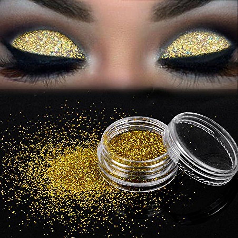 それら拍手満足2018新番 化粧品 アイシャドウ Timsa 欧米風 アイシャドーパウダー ダイヤモンドグリッター スパークリングアイズ 極め細い パウダーアイシャドウ 2色選択 (B)