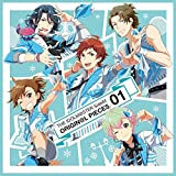 [B01JVE498Y: THE IDOLM@STER SideM ORIGIN@L PIECES 01]