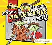 Die grosse Olchi-Detektive Box 2 (4CD): Hoerspiele, ca. 178 min.