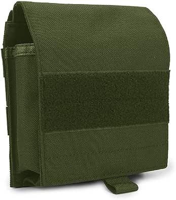 PHOENIX IKKI 地図 書類収納 Molleモールシステム対応 ミリタリー 軍事的 戦術 マップポーチ マップケース タクティカルギア 自衛隊装備 図納 11色対応