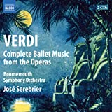 ヴェルディ:オペラからのバレエ音楽全集