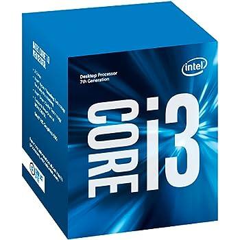 Intel CPU Core i3-7100T 3.4GHz 3Mキャッシュ 2コア/4スレッド LGA1151 BX80677I37100T 【BOX】