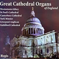 Great Cathedral Organs of Engl