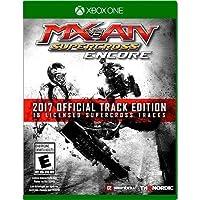 MX vs ATV Supercross Encore 2017 Official Track Edition Xbox One MX対ATVスーパークロスアンコール2017公式トラック版 北米英語版 [並行輸入品]