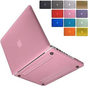 MS factory MacBook Pro 15 ケース カバー マックブックプロ 15インチ ハードケース Pro15 Mid 2009 ~ Mid 2012 A1286 ディスクスロット搭載 全11色 クリスタル ピンク RMC series RMC-MBP15XPK