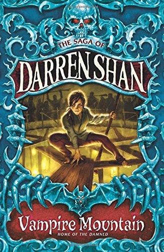 Vampire Mountain (The Saga of Darren Shan)の詳細を見る