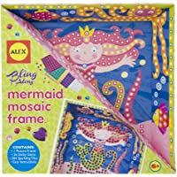 Bling Along Frame Kit-Mermaid