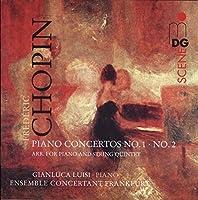 Piano Concertos No 1&2 Arr. for
