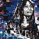 【Amazon.co.jp限定】ALIVE -The live history-(初回限定盤)(2CD)(KOKIAオリジナルA4クリアファイル付)