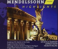 Highlights / Mendelssohn