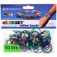 Tie Dye Rubbzy Loose Rubber Bands by Rubbzy