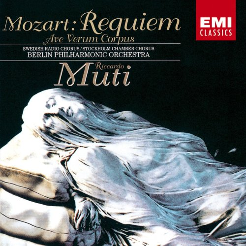 モーツァルト:レクイエムの詳細を見る