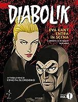 Diabolik. Eva Kant entra in scena. L'arresto di Diabolik: il remake
