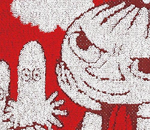 アイアップ どっとポーチ ムーミン リトルミイ&ニョロニョロAG 12.5×13.8cm