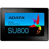 ADATA SU800 512GB 3D-NAND 2.5 Inch SATA III High Speed Read & Write up to 560MB/s & 520MB/s Solid State Drive (ASU800SS-512GT