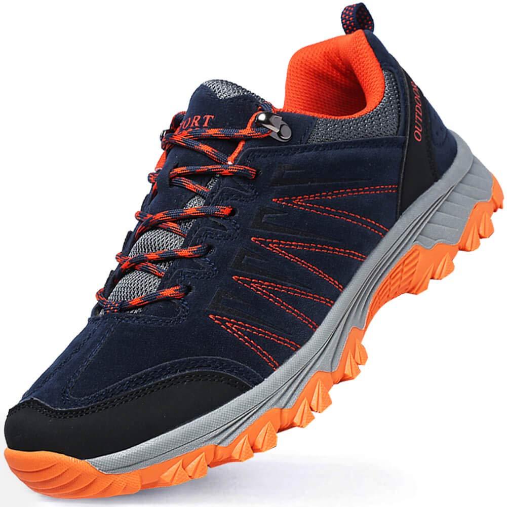 422bafd53c3ed6 Trekking Shoes Men's Women's Sports Outdoor Climbing Shoes Waterproof  Anti-slip Breathable Wear-Proof Shock-Absorbing Unisex